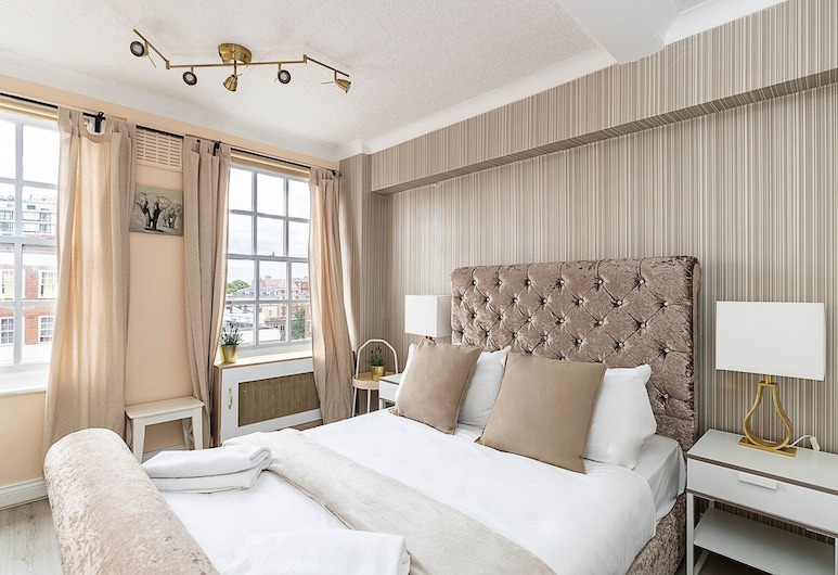 Elegant 3 Bedrooms Apartment Near Hyde Park & Oxford St, London