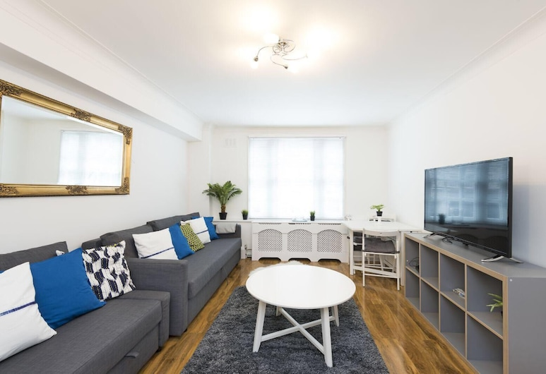 Beautiful 1 Bedroom Apartment Near Hyde Park & Oxford St, Londen