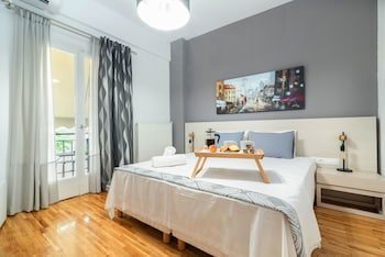 Фото Apartment Hermes in Central Athens у місті Афіни