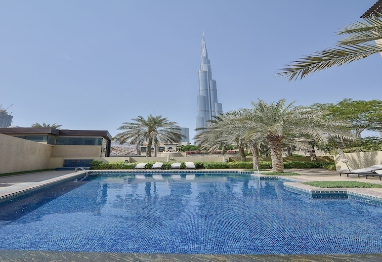 Mulberry 2 Bedroom Apartment - Ease By Emaar, Dubajus, Lauko baseinas