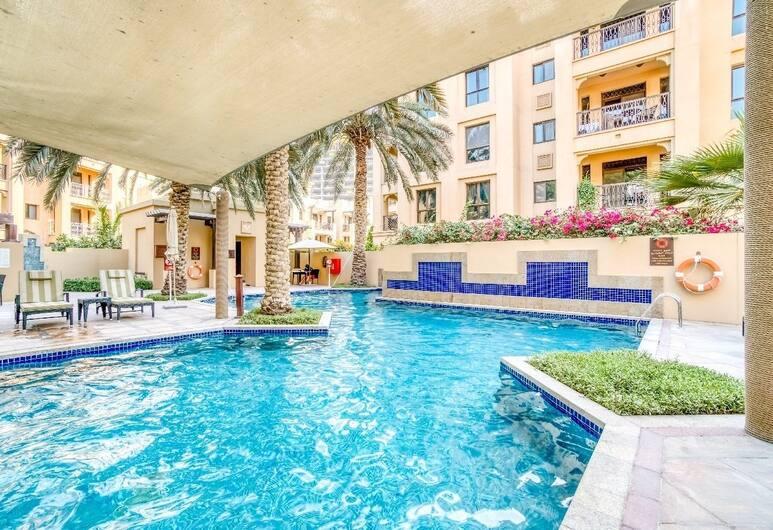 Woodland 1 Bedroom Apartment  - Ease By Emaar, Dubajus, Lauko baseinas
