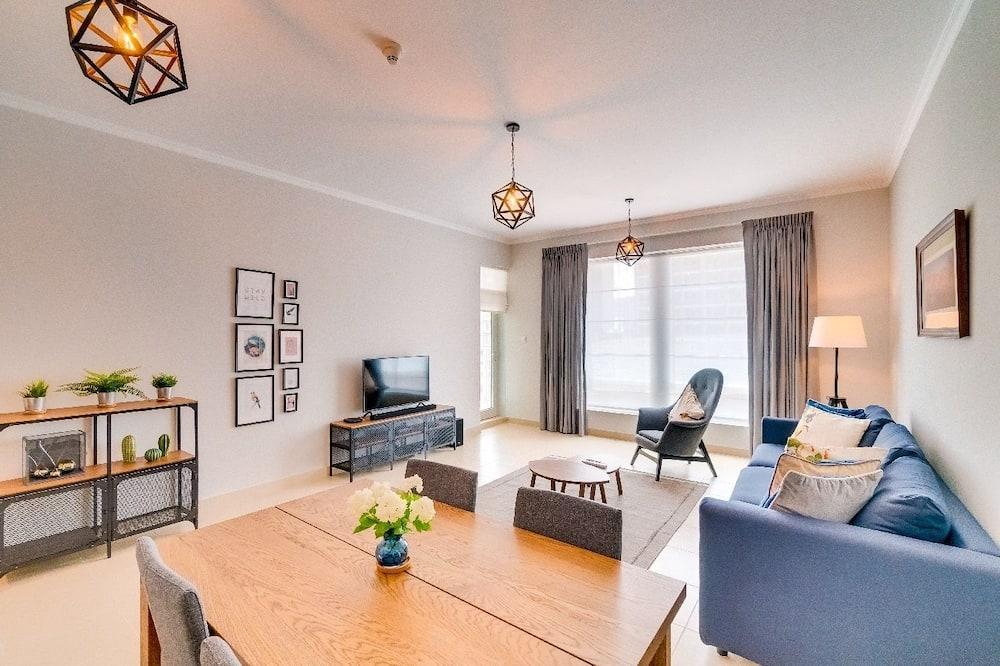 Ģimenes dzīvokļnumurs - Dzīvojamā istaba