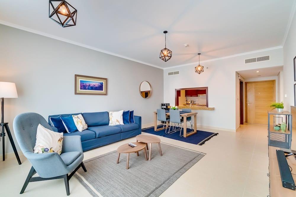 Ģimenes dzīvokļnumurs - Dzīvojamā zona