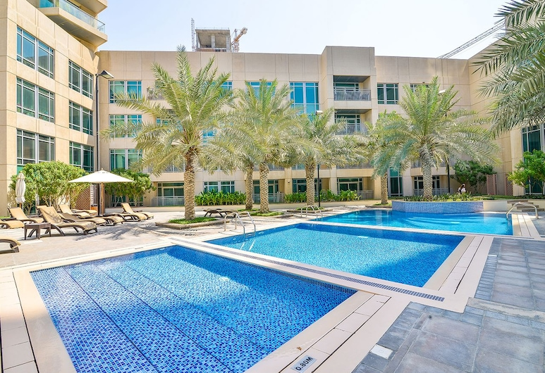 Cloverwood 1 Bedroom Apartment - Ease By Emaar, Dubajus