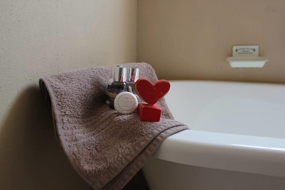 Habitación individual - Bañera profunda