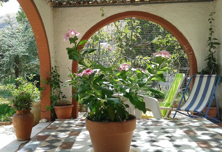 Maison De Solei, Castellammare del Golfo, Terraza o patio