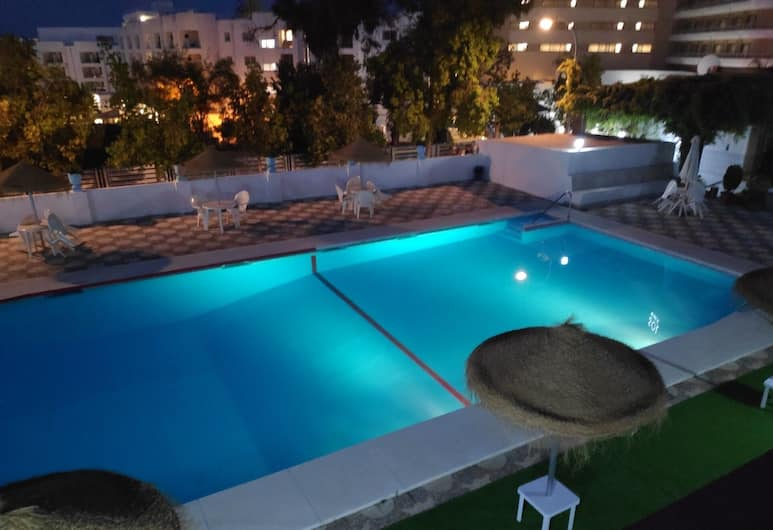 Apartment With one Bedroom in Torremolinos, With Pool Access and Furnished Terrace - 500 m From the Beach, Torremolinos, Zwembad