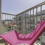 Apartamento, 2 Quartos, Varanda - Varanda