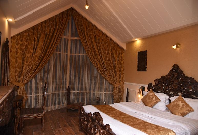 Kali Tibba Resort, Kandaghat, Lanai Premium, Guest Room