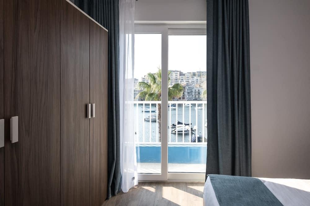 Doppelzimmer, Terrasse - Zimmer