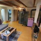 Apartment (Wohnung 3) - Living Area