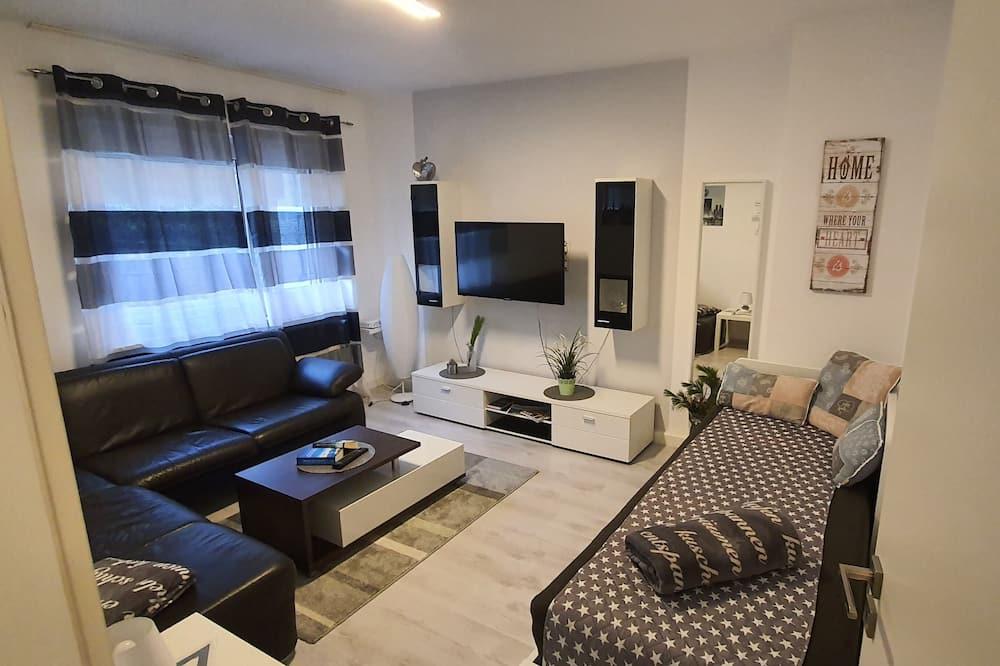 Apartment (Wohnung 1) - Living Area