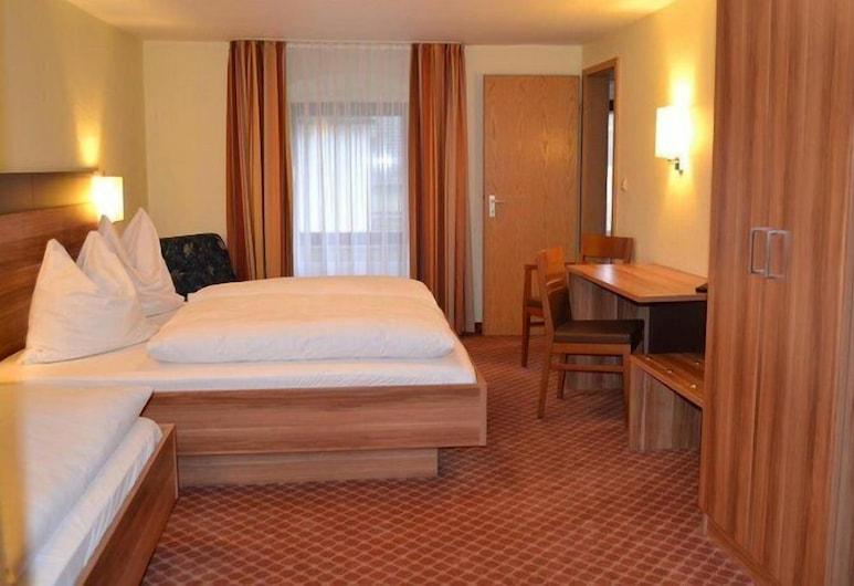 Hotel Gasthof Krone, Greding, Gästrum
