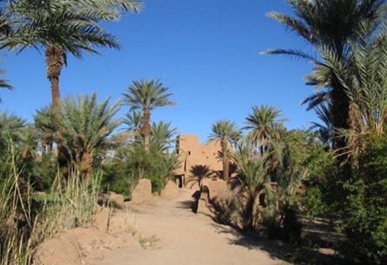 Kasbah Berbere Ouriz, Tansifte