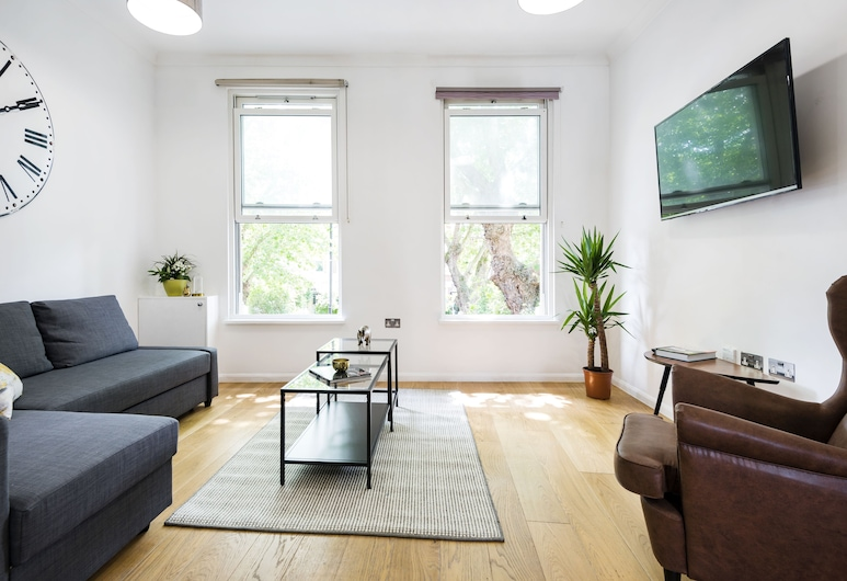 Stamford Brook Apartments, London