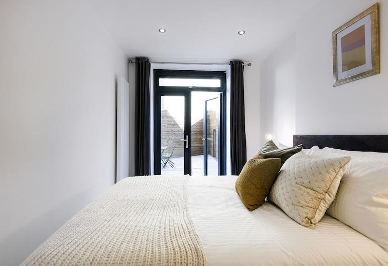 諾丁頓丘公寓酒店, 倫敦, 公寓, 露台, 客房