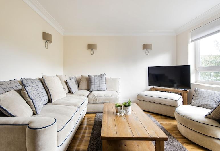 Fulham 2, London, Apartment, Living Area