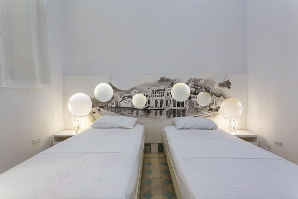 디럭스 더블룸 또는 트윈룸 - 객실 전망