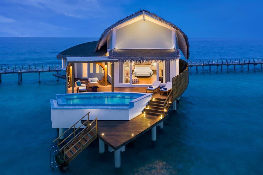 Villa, 1 Bedroom, View, Overwater - Guest Room