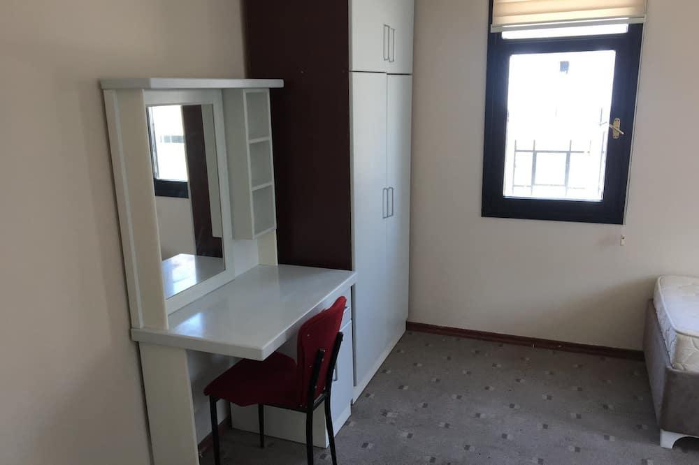 Стандартный двухместный номер с 1 двуспальной кроватью - Зона гостиной