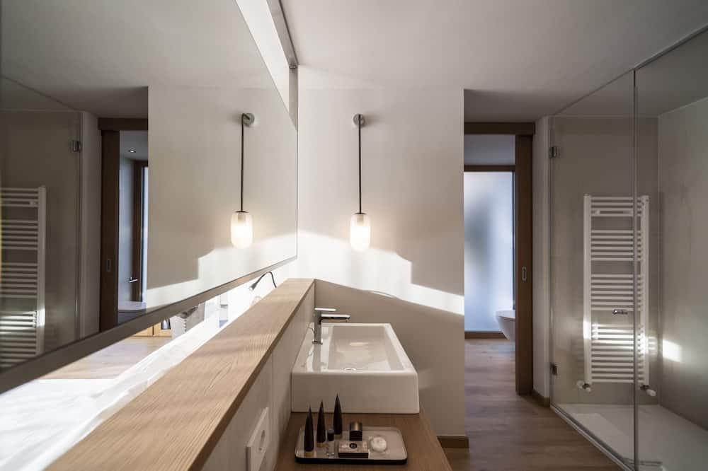 Suite Deluxe, idromassaggio - Bagno