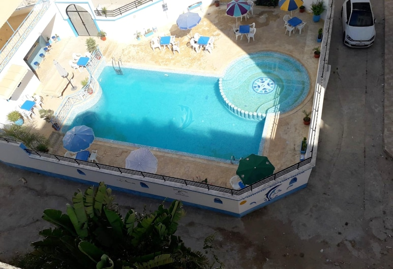 Apartment With 3 Bedrooms in Asilah, With Wonderful sea View, Shared Pool and Furnished Terrace - 500 m From the Beach, Arcila