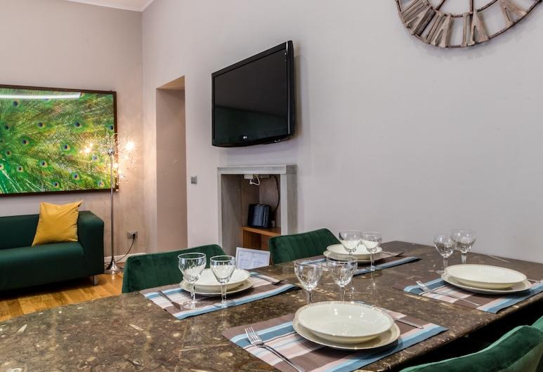 Italianway - Vigna 3, Milan, Apartment, 1 Bedroom, Living Area