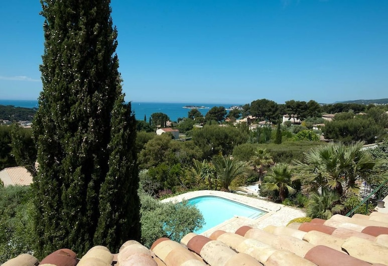 La Villa Sanary-Sur-Mer, Sanary-sur-Mer, Výhľad z hotela