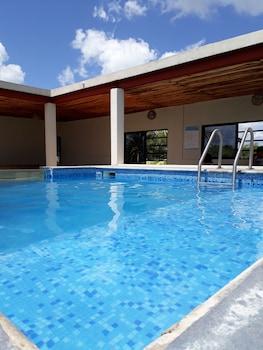 Selline näeb välja Hotel Tuparenda Bacalar, Bacalar