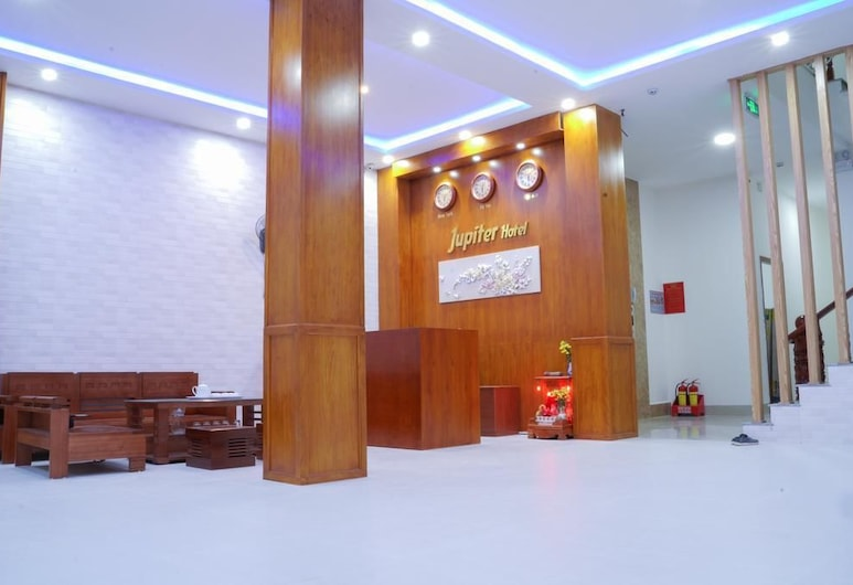 Jupiter Hotel, Vung Tau, Recepcja