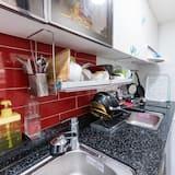 Habitación individual económica (For Foreign Guests / 내국인 투숙 불가) - Cocina compartida