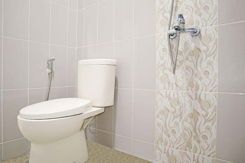 Kamar Twin Standar - Kamar mandi