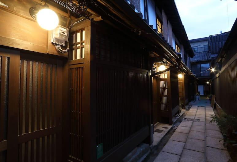 교토 기온 노 야도, Kyoto, 외부