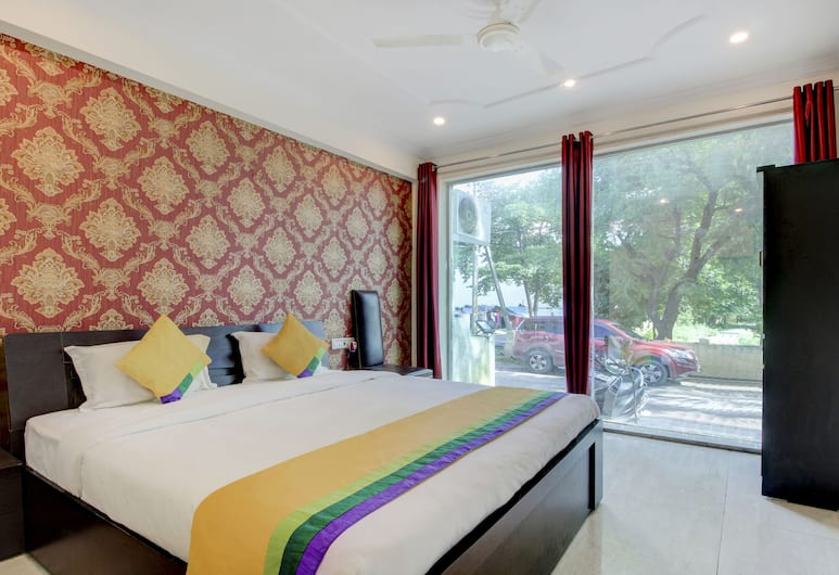 Treebo Trip Just Hotel, Lucknow, Chambre Standard, Chambre