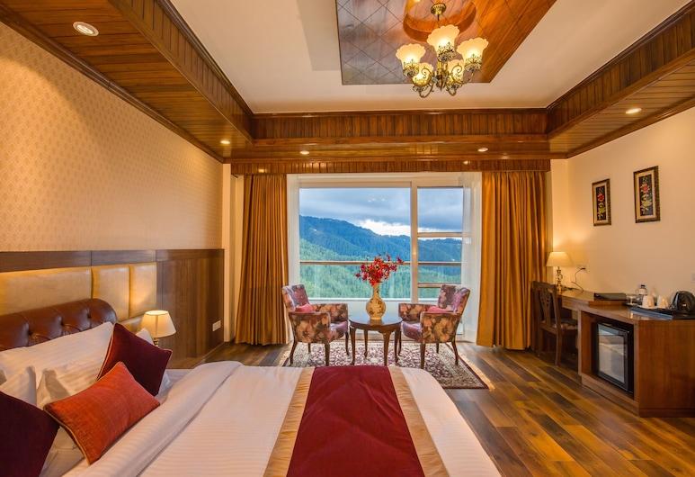 Clarks Collection The Retreat Mashobra, Shimla, Shimla, Premium Room, Balcony, Valley View, Guest Room View