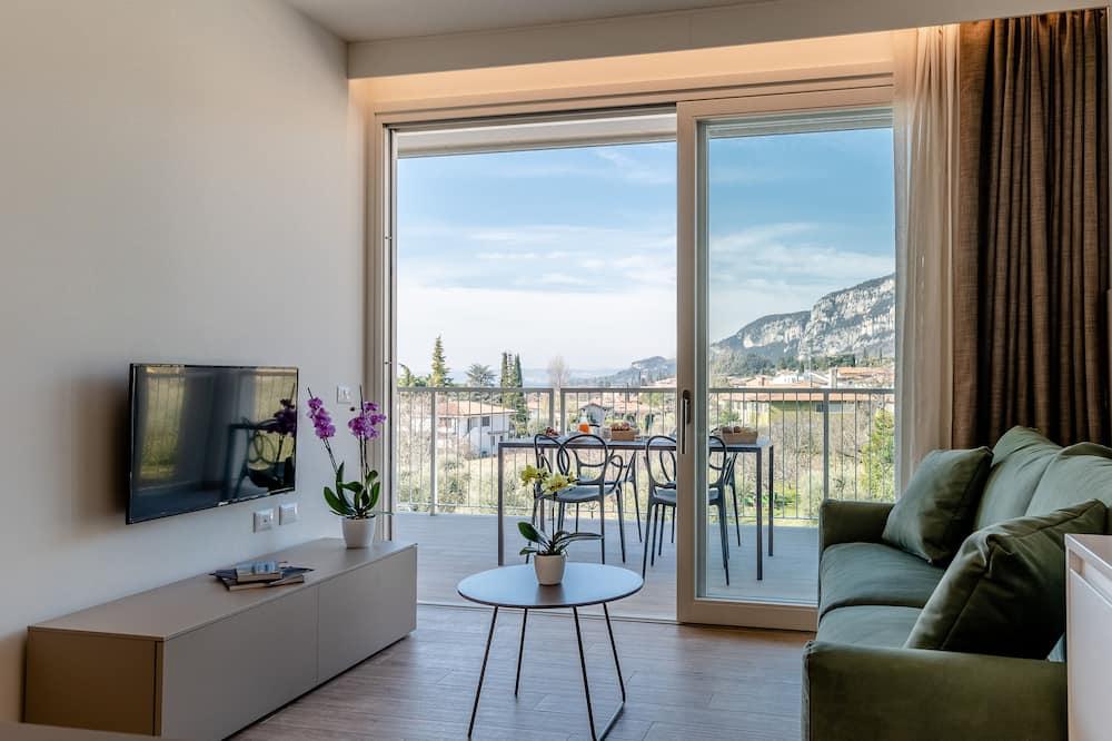 apartman, 1 hálószobával (Bilo Top) - Nappali