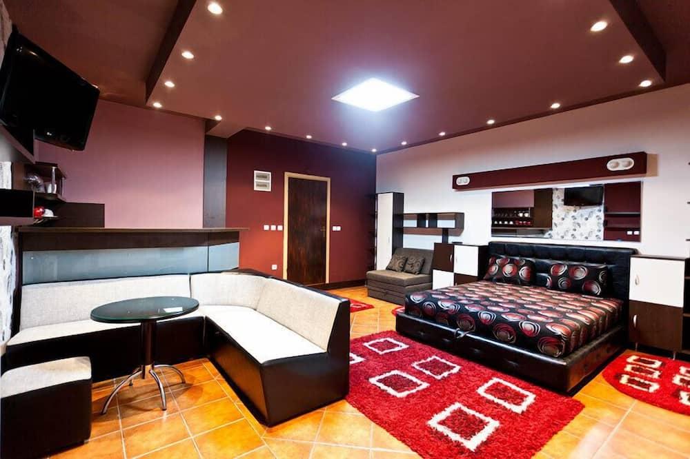 Stüdyo - Oturma Alanı