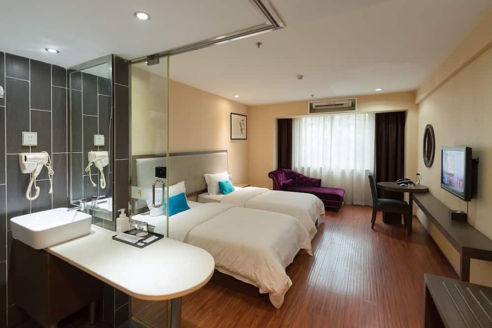 Habitación empresarial con 2 camas individuales - Habitación