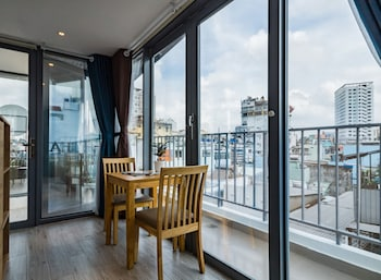 Picture of HAPPYHOMES 102 Luxury Bui Vien Apartment in Ho Chi Minh City