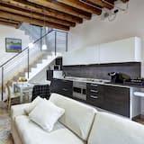 Dzīvokļnumurs, divas guļamistabas (3) - Dzīvojamā istaba