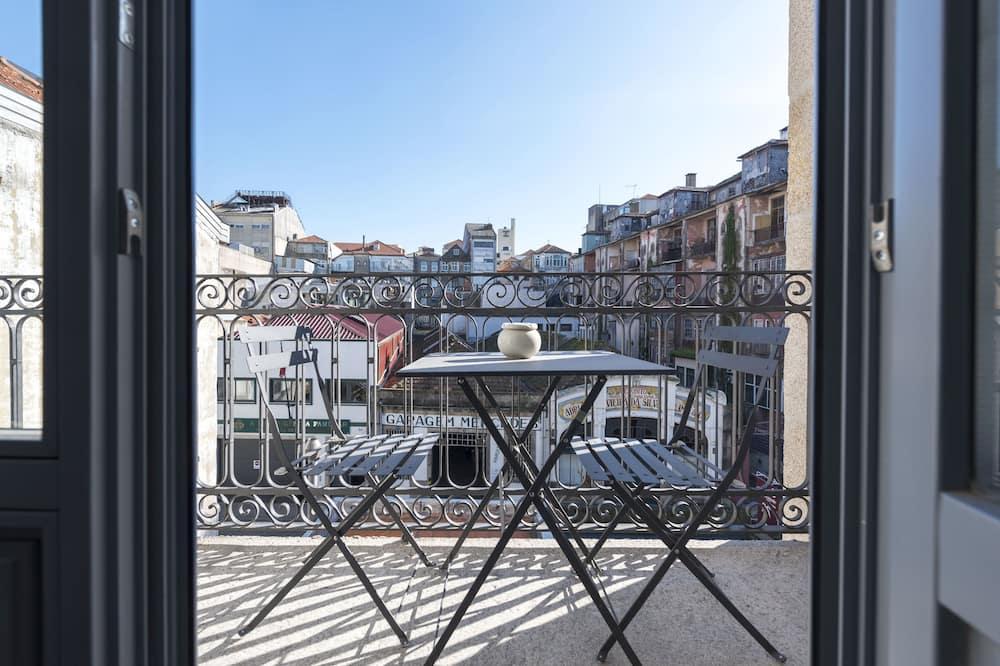 Design Διαμέρισμα, 1 Υπνοδωμάτιο, Μπαλκόνι (Sá da Bandeira 2 Back) - Μπαλκόνι