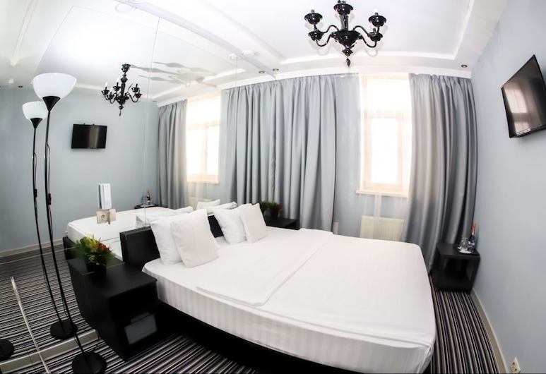 Gipnoz na Cvetnom, Moscow, Superior Double Room, Guest Room