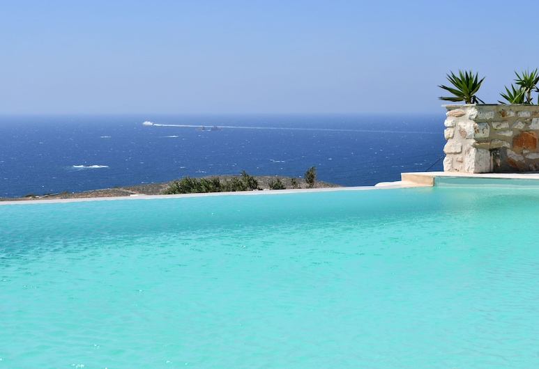 Mythic Exclusive Retreat - Adults Only, Paros, Infinity Pool