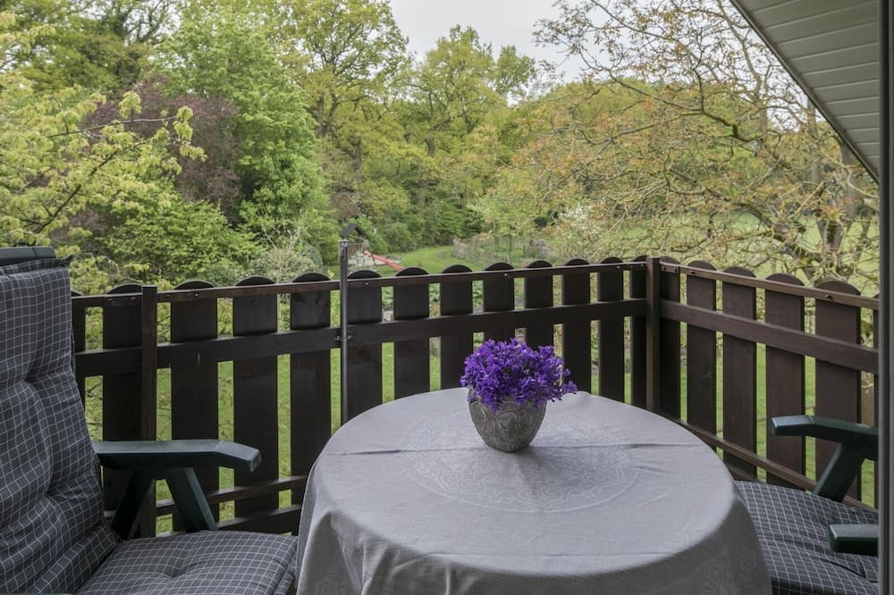 Standard Apart Daire, Özel Banyo - Balkon Manzarası