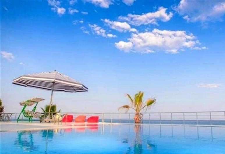 Veran Hotel Beach Club Restaurant, Erdemli, Pool