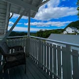 Habitación estándar, 1 cama doble - Vista al balcón