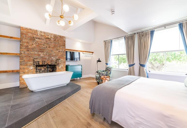 布朗斯伍德酒店, 倫敦, 豪華雙人房, 客房