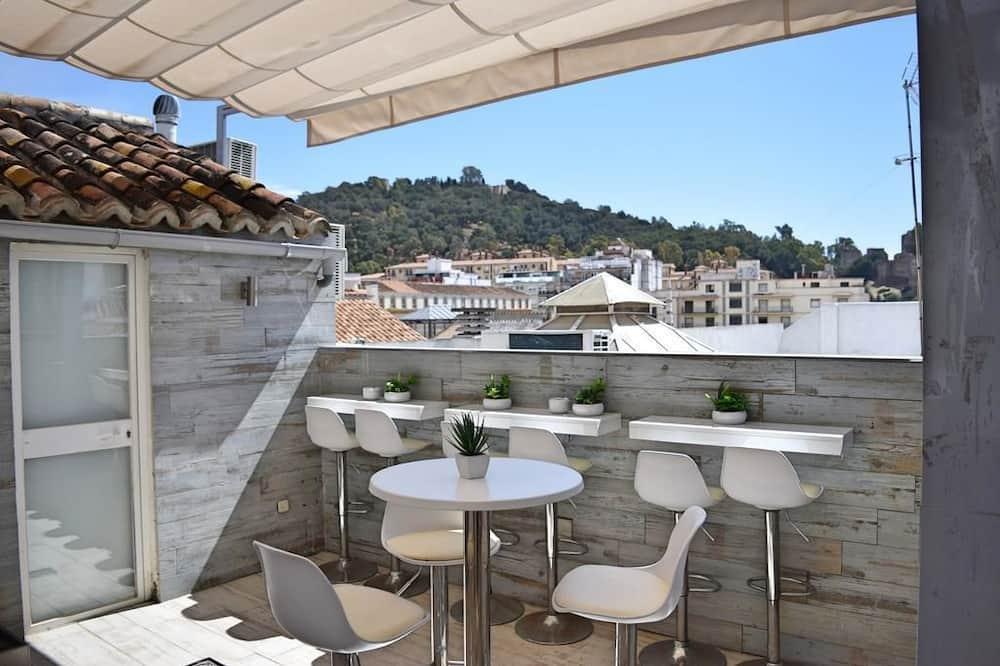 Apartamento Duplex con terraza pequeña - Terraza o patio