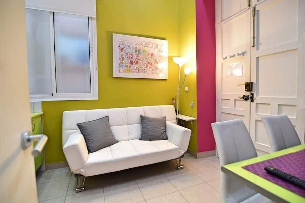Estudio superior - Sala de estar