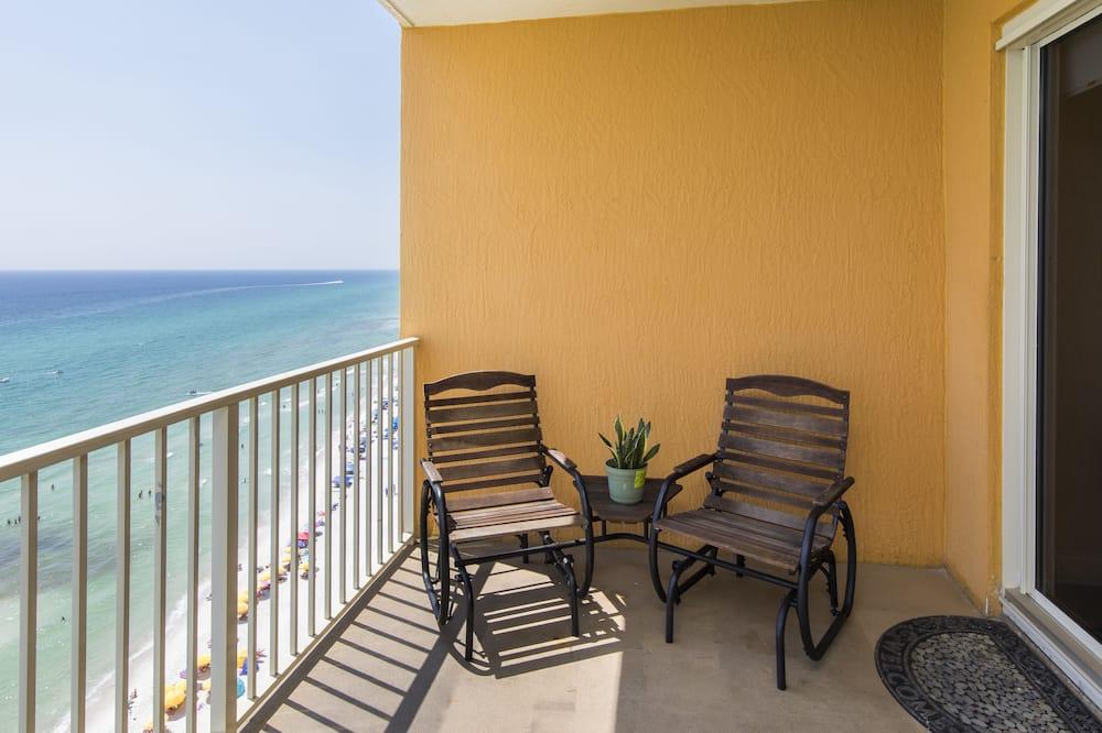 Condo, Multiple Beds, Balcony - Balcony